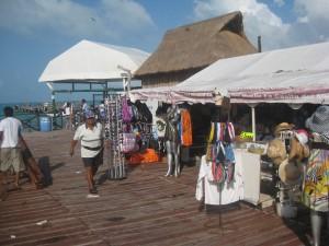 Muelle de Playa Tortugas, Cancun