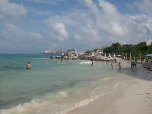 Las paradisiacas playas de Cancun!
