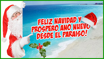 Feliz Navidad Cancun!
