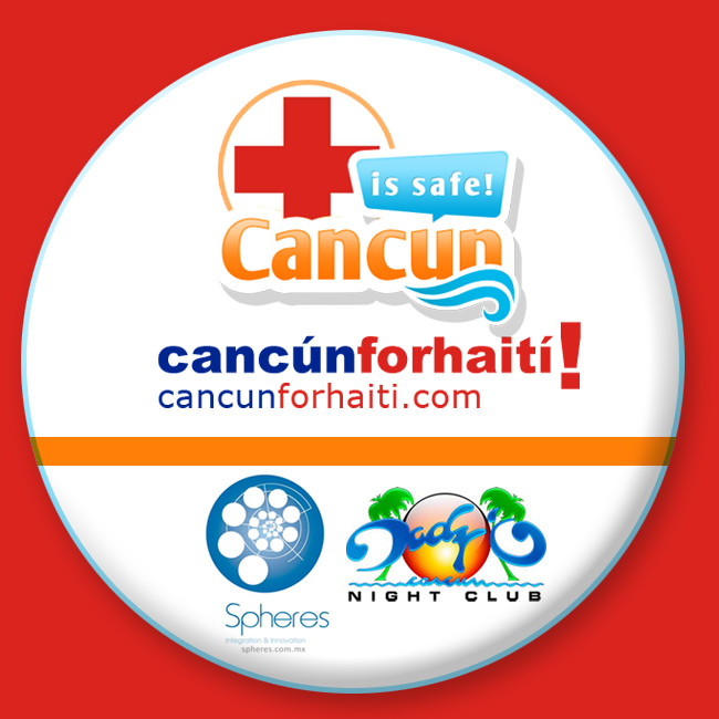 Cancún for Haiti!