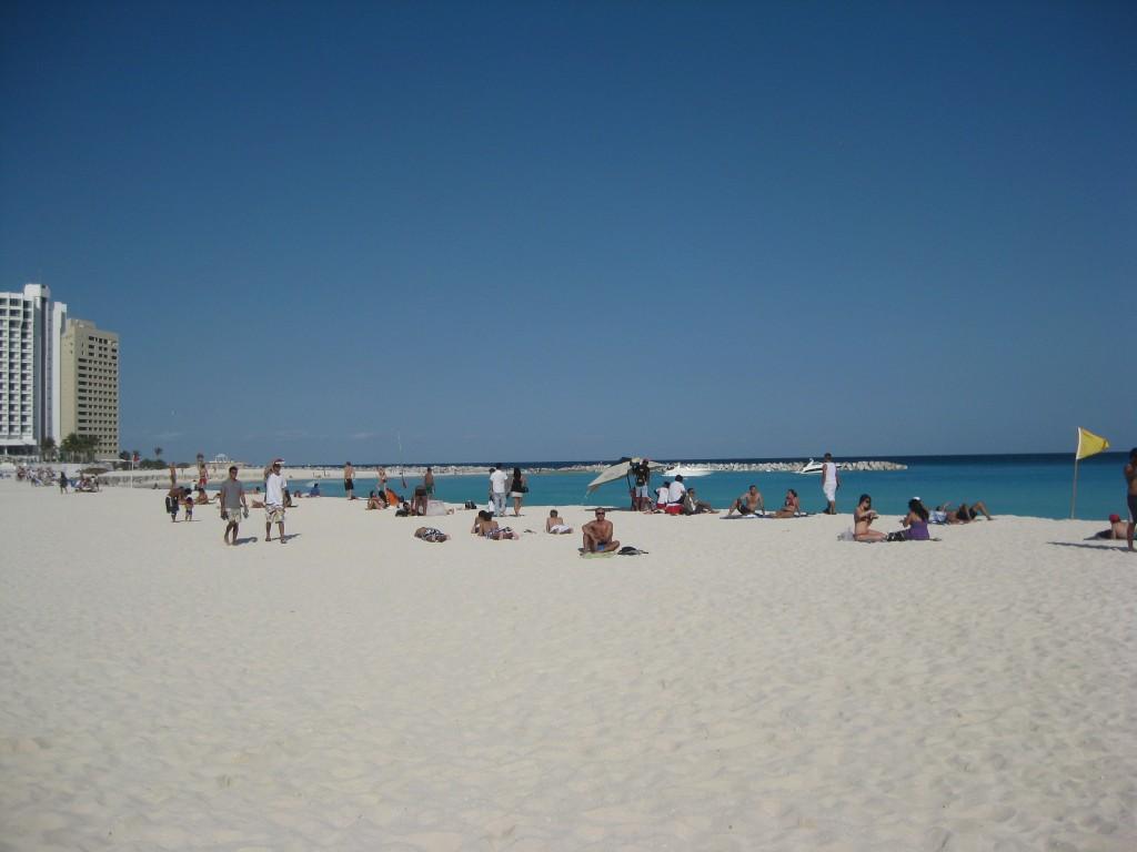 Beautiful brand new beaches!