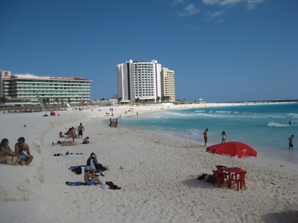 Is it safe to travel to Cancun now? Yes it is!