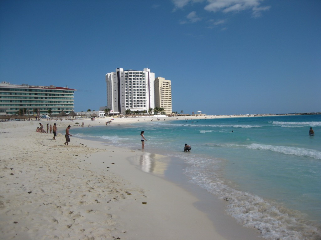 Come enjoy paradise! - Cancun is safe to visit