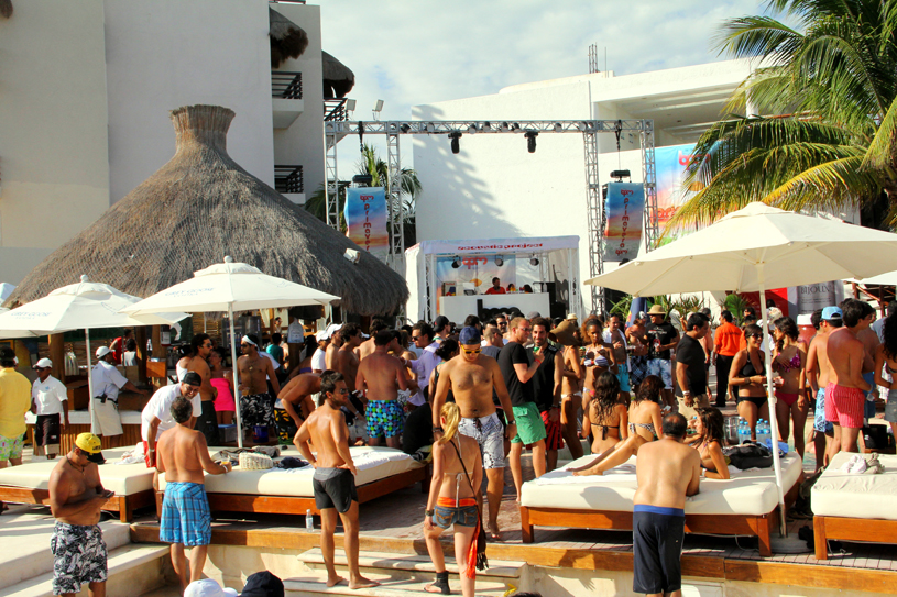 Cancun Steps Up Security For Spring Break 2013
